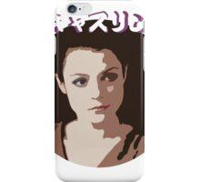 Kathryn Prescott iPhone Case/Skin