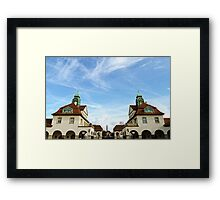 Bad Nauheim Framed Print