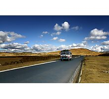 Chiken bus Photographic Print