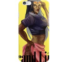 Grand Line Collection: Nico Robin iPhone Case/Skin