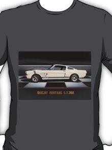 1966 Shelby Mustang G.T.350 T-Shirt