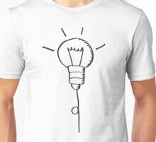 żarówka Unisex T-Shirt