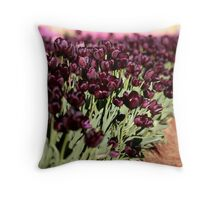 Tesselaar Tulip Festival  Throw Pillow