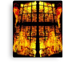 Good over Evil Canvas Print