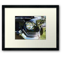Classic 50's Cadillac  Framed Print