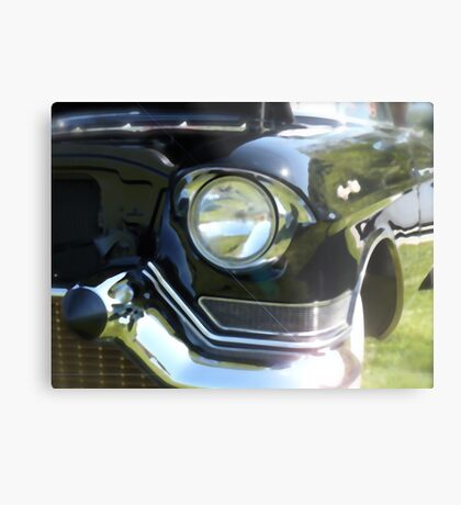 Classic 50's Cadillac  Metal Print