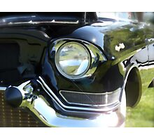 Classic 50's Cadillac  Photographic Print