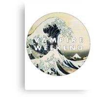 Vampire Weekend Canvas Print