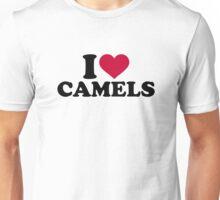 I love camels Unisex T-Shirt