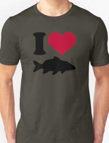 I love carps T-Shirt