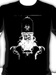 Killbot 03 - Bitter Pill (battle damaged edition) T-Shirt