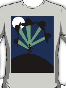 Abduction Humor T-Shirt