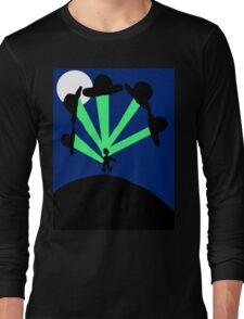 Abduction Humor Long Sleeve T-Shirt