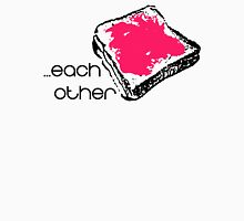 Made for each other (PBJT) - Couple Shirt Womens Fitted T-Shirt
