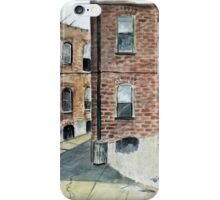 Martense St Alley NY iPhone Case/Skin