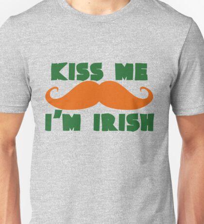 Kiss me Im Irish Unisex T-Shirt