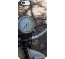 Triumph MC 1927 N De Luex iPhone Case/Skin