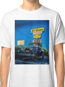 Biff Burger Car Show Classic T-Shirt