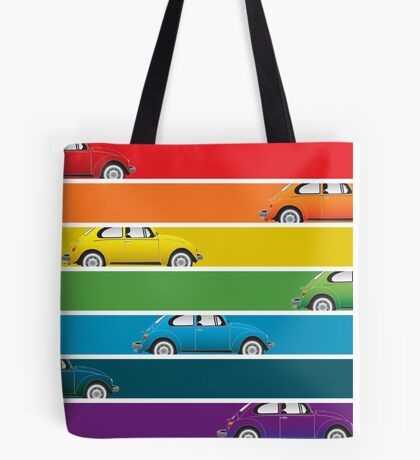 Bug Spectrum Tote Bag