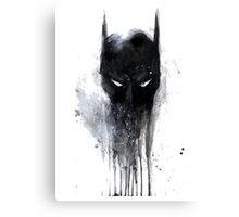 Batman Art Canvas Print