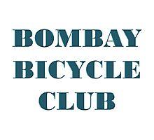 BOMBAY BICYCLE CLUB LOGO Photographic Print