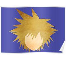 Kingdom Hearts - Sora Poster