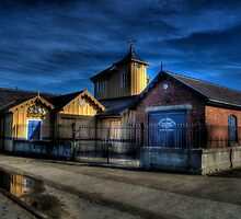 South Shields Life Brigade Building by Andrew Pounder