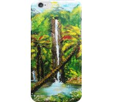 Jurassic Park or Fantasy Island iPhone Case/Skin