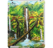 Jurassic Park or Fantasy Island iPad Case/Skin