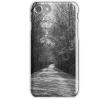 Palmetto Trail In Florence, SC iPhone Case/Skin