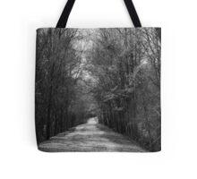 Palmetto Trail In Florence, SC Tote Bag