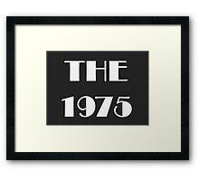 THE 1975 LOGO Framed Print