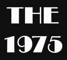 THE 1975 LOGO Kids Clothes