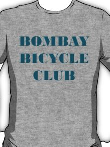 BOMBAY BICYCLE CLUB LOGO T-Shirt