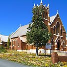Saint Joseph&#x27;s Catholic Church, Grenfell, NSW by Jan Richardson