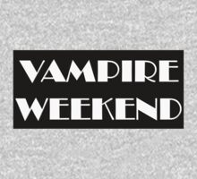 VAMPIRE WEEKEND by positiver