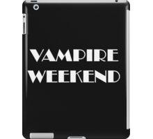 VAMPIRE WEEKEND iPad Case/Skin