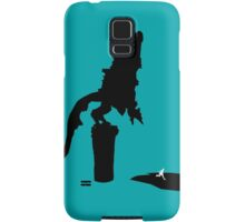 Avion - Colossus No. 5 (Shadow of the Colossus) Samsung Galaxy Case/Skin