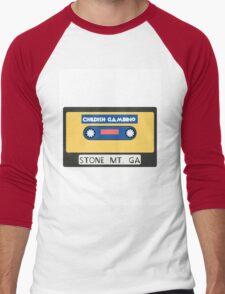 Childish Gambino Stone Mt. Cassette  Men's Baseball ¾ T-Shirt