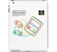 Super Famicom iPad Case/Skin