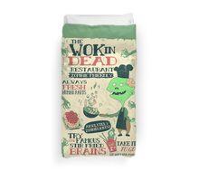The Wok In Dead Duvet Cover
