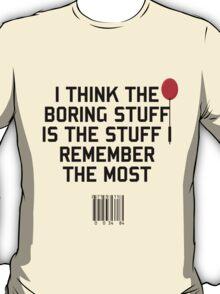 The Boring Stuff T-Shirt