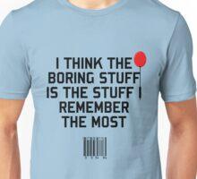 The Boring Stuff Unisex T-Shirt