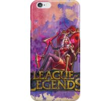 LoL Ashe iPhone Case/Skin