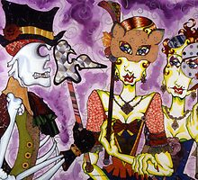 Masquerade by Clara Batton Smith