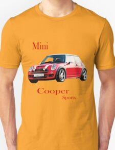 Mini Cooper Sports T-Shirt