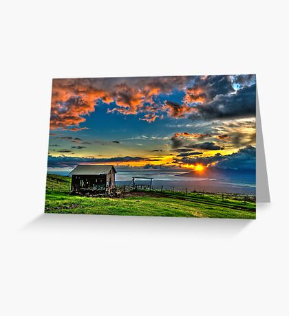 The Salt Barn Greeting Card