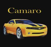 Chev Camaro by 1StopPrints