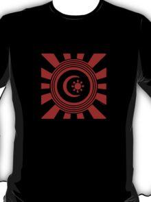 Mandala 34 Colour Me Red T-Shirt