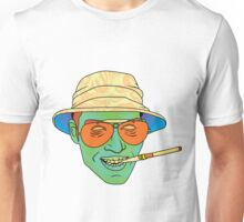 Duke (Fear and Loathing in Las Vegas) Unisex T-Shirt